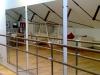 Малый зал, рабочая зона