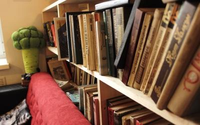 Маленькая библиотека