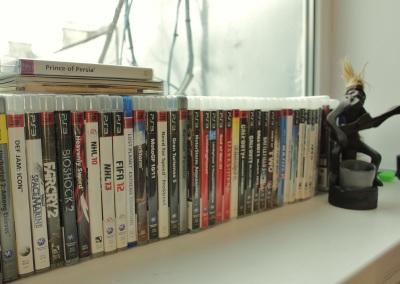 Игры для игровой консоли PS3